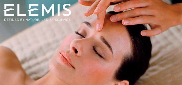 Elemis body and face treatments now available